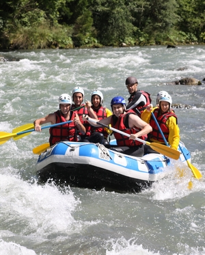 rafting beaujolais